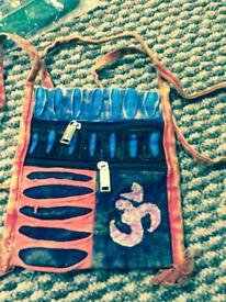 Authentic Indian material bags