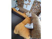 Harvey's Reclining Corner Sofa