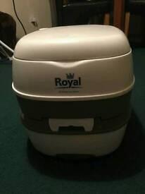 Royal Camping toilet portaloo