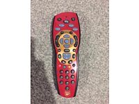 Arsenal Official Sky Plus HD Remote Control