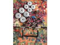 Weights Gear Selection