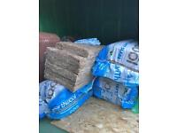 3 (nearly 4) packs of earthwool insulation