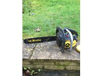 McCulloch top handle saw