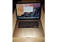 MacBook Pro (Retina, 15-inch, 2013), good working condition
