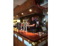 Cook.bar staff. Handyman