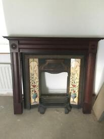 Fireplace excellent condition £250
