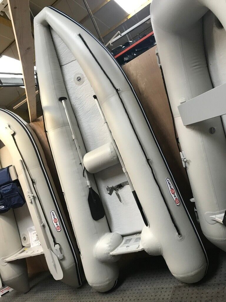 Sun Sport WIDE BEAM Kayak Canoe Style 3.5m Inflatable Boat