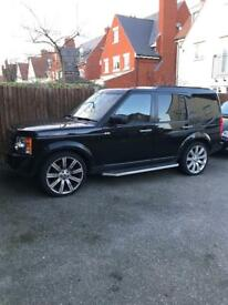 Landrover discovery 3 TDV6 HSE 2008