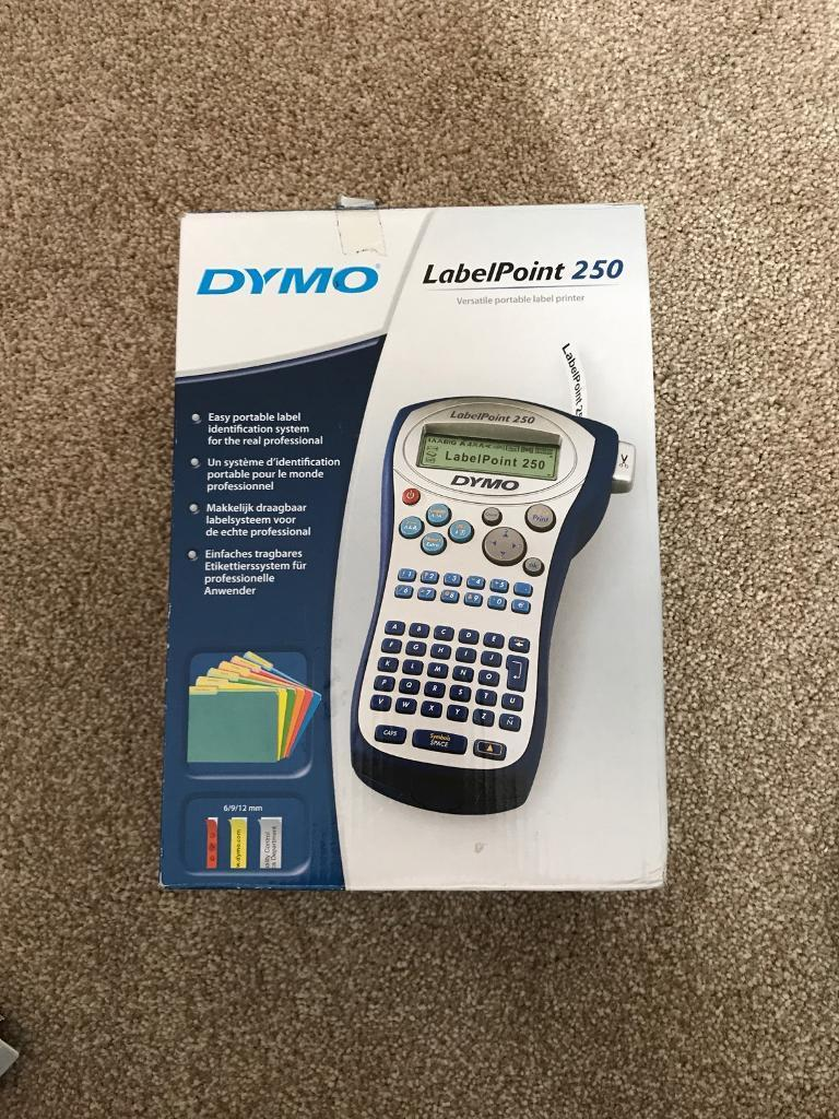 Dymo Labelpoint 250 In Gateshead Tyne And Wear Gumtree