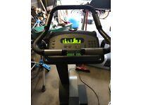 Gym-quality exercise bike