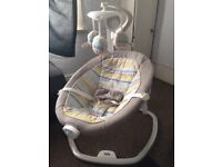 Joie Electric Baby Swing