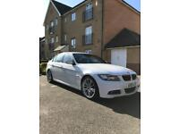 BMW 3 Series MSport White Automatic Diesel FULL BMW SERVICE HISTORY