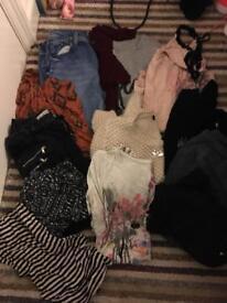 Ladies clothes bundle size 12-14