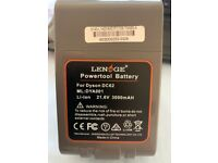Battery for DYSON DC62