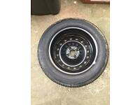 Spare tyre 15""