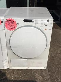 MIELE 8KG CONDENSER TUMBLR DRYER