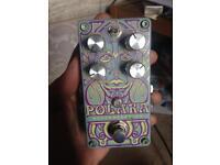 DigiTech polara reverb guitar pedal