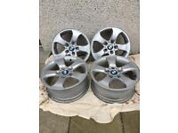 "BMW 17"" Alloy wheels"