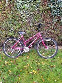 Raleigh Zest Ladies Bike