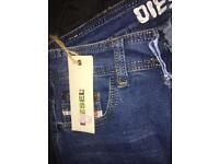 Diesel women jeans
