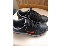 Nike Junior Golf Shoes - Size 3.5 - Black