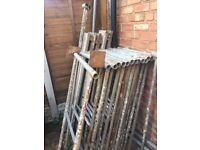 Scaffold tower for sale £120