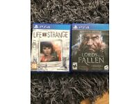 2 PS4 games