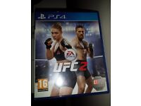 UFC 2 PS4 SELL/SWAP
