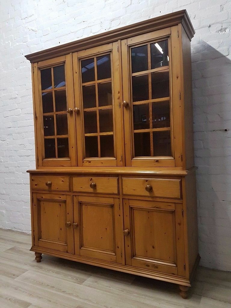 Solid Pine Dresser By Grange Furniture (DELIVERY AVAILABLE FOR THIS ITEM OF FURNITURE)