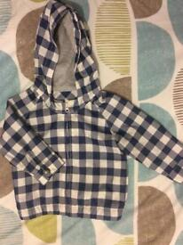 Gap Boys Shower Resistant Jacket 12-18 Months
