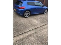 "Vw scirocco 19"" alloy wheels"