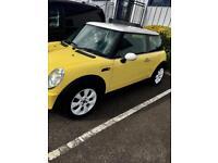 Mini Cooper 1.6 for sale!