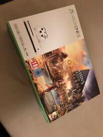 Xbox one S Microsoft X Slim New 12 months warranty + receipt