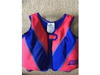 Zoggs Swimming Jacket.