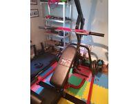 BodyMax Elite Leverage Gym