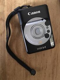 Canon Ixus L-1 Camera