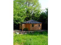 Bespoke Yurt Cabin