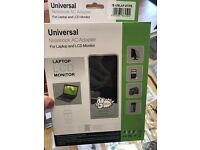 Universal Laptop charger (brand new)
