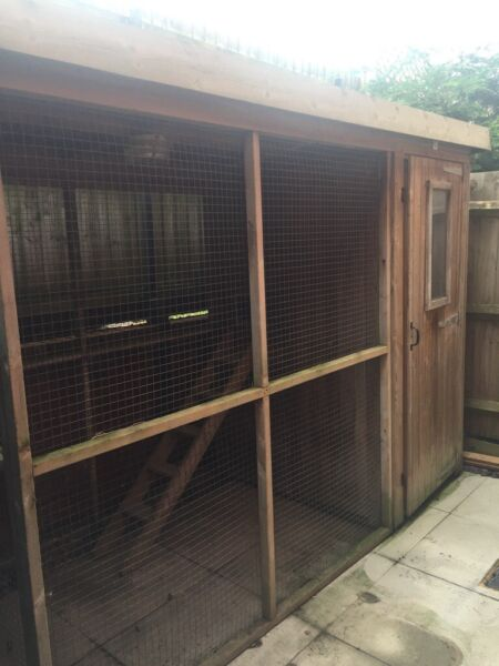 Used, Cattery, Bunny/Animal Day Shelter for sale  Melton Mowbray, Leicestershire