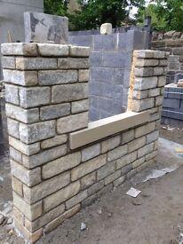 Brickwork stonework