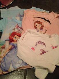 Disney Princess bundle 5-8yrs