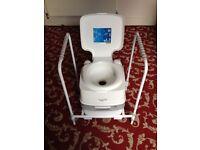 Thetford Porta Potti Qube 165Toilet with mobility stand