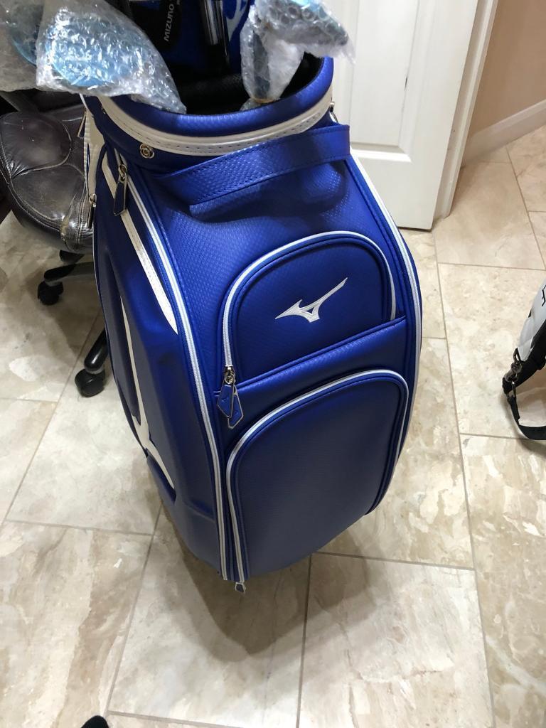 Brand new mizuno tour golf bag