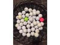 45 Golf balls