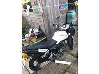 ZONTES MOTORCYCLE 125