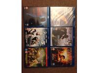 Bundle of Bluray discs - some still sealed - boxsets and special editions
