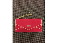 Red Jimmy Choo bag