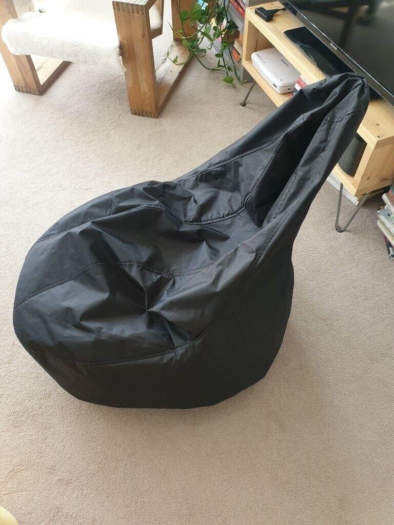 Black Gaming Bean Bag Chair In New Cross London Gumtree
