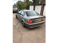 2004 BMW 318i - 2.0L Petrol (Logbook, MOT until April 2019)