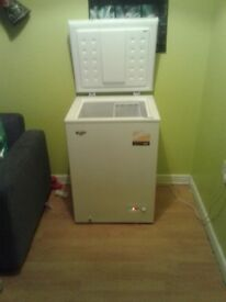 FOR SALE CHEST FREEZER KNLY USED TWICE
